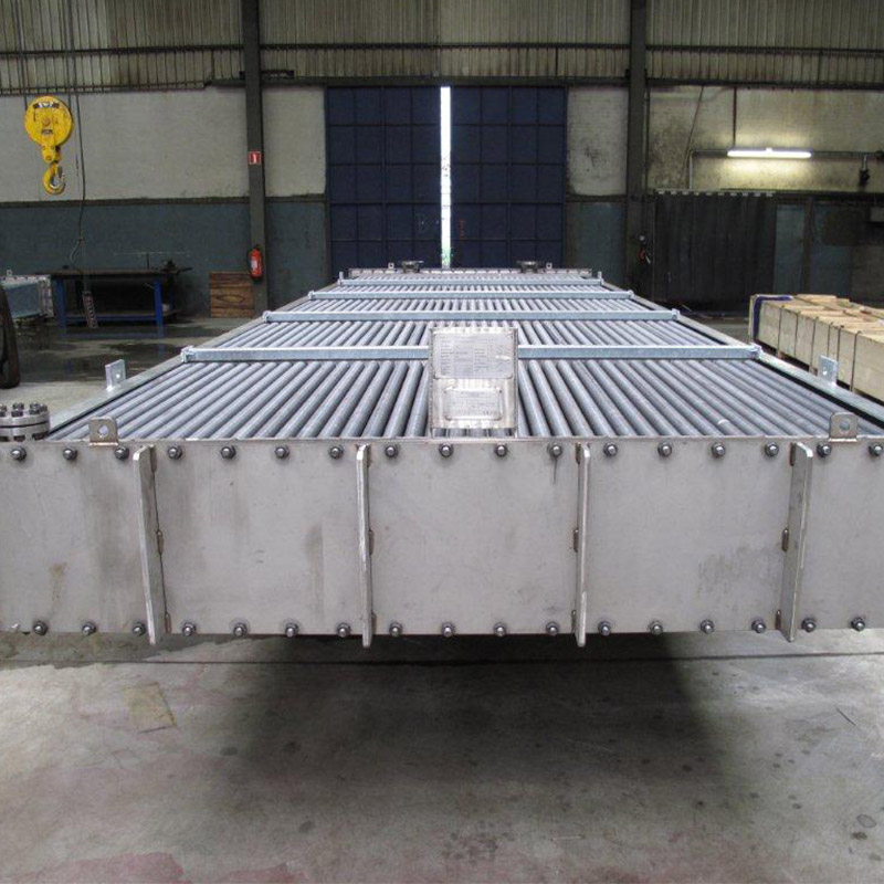 Airfin-coolers
