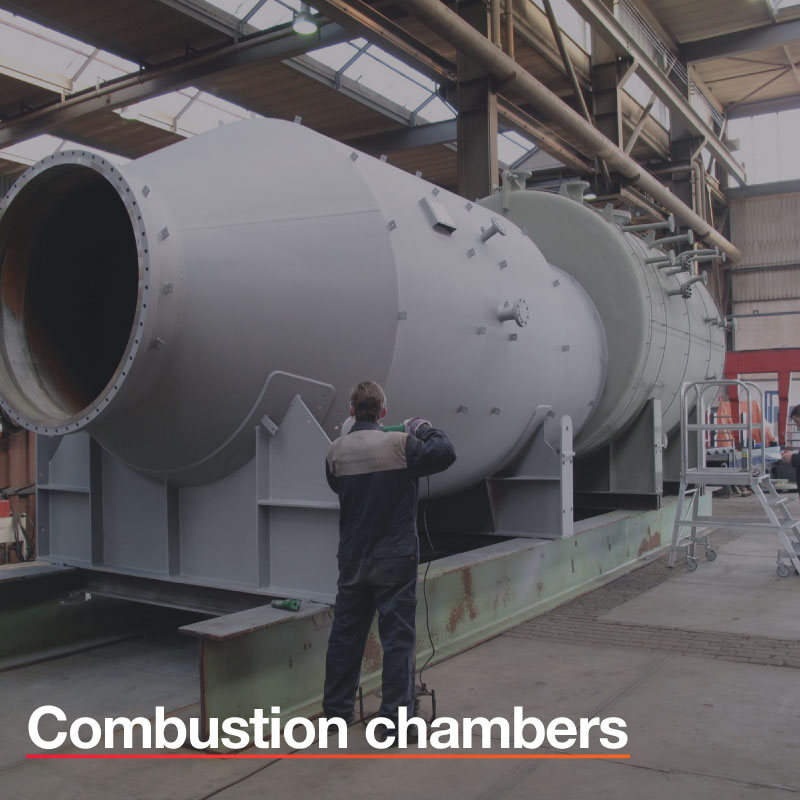 Combustion-chambers