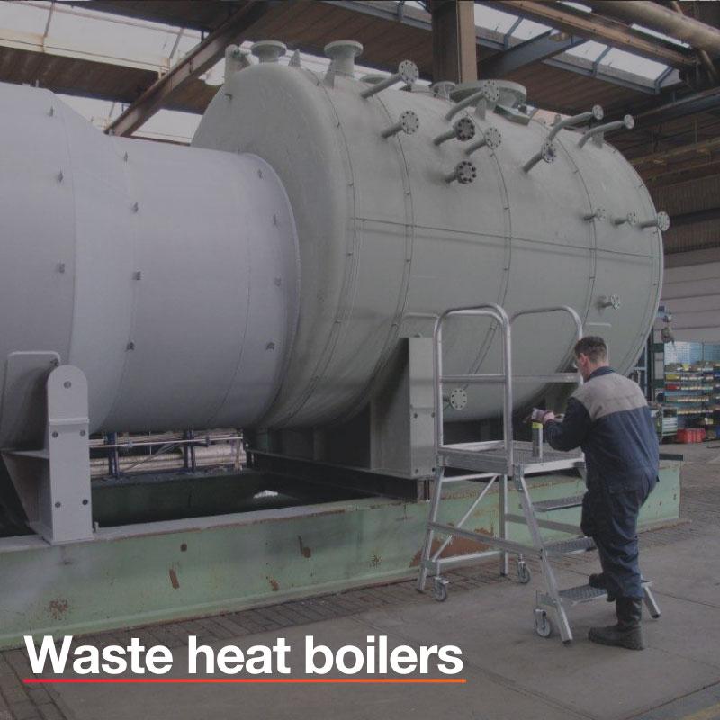 Waste-heat-boilers